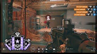 SATISFYING Kills With Mira : Xbox Diamond - Ranked Highlights - Rainbow Six Siege Gameplay
