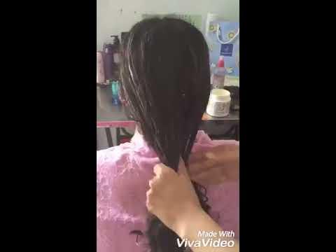 Hướng dẫn cách ủ tóc Karseell Collagen Maca tại nhà
