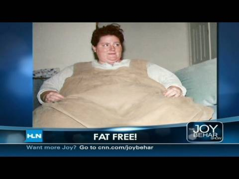 HLN:  Ruby: I was happy at 700 pounds