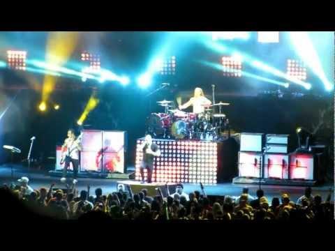 45 - Shinedown - Uproar Festival - Houston TX - 09-15-12