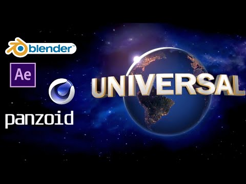 Best 3 Free Universal Intro Template (Fast Render) Blender Panzoid AE