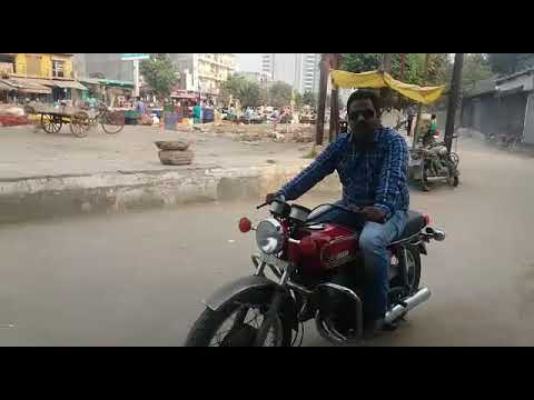 Yamaha RD 350 Restored AWESOME Sound From ENGINE