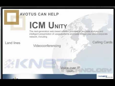 KNet Avotus Call Accounting Usage Management