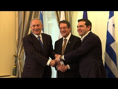 Cyprus, Israel, Greece close ranks with gas pipeline plan