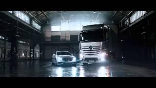 InfoTrucker TV - Noua campanie de marketing pentru noul Mercedes-Benz Vito(, 2014-10-02T17:44:15.000Z)