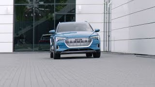 homepage tile video photo for Audi e-tron Defined: Braking