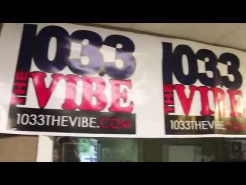"Young Quicks Every Friday Morning on 103.3 The Vibe (""Rap Up"")"