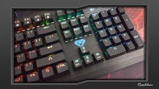 Media-Tech Cobra Pro Abyss RGB - Klawiatura mechaniczna w cenie ok. 200 złotych