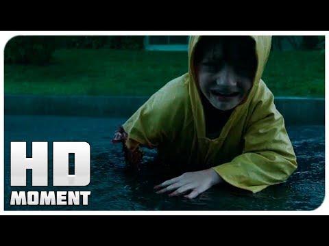 Смерть Джорджи - Оно (2017) - Момент из фильма