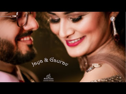 Best Wedding Film TEASER || Jaya & Gaurav || Milan Studio Photography Jbp