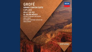 Copland: Billy The Kid - Complete Ballet - Introduction: The Open Prairie