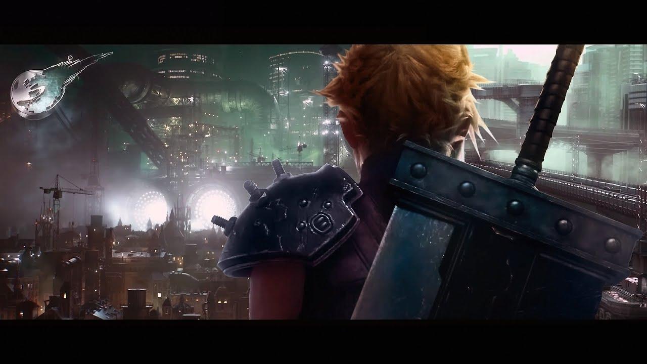 Final Fantasy VII リメイク映像...