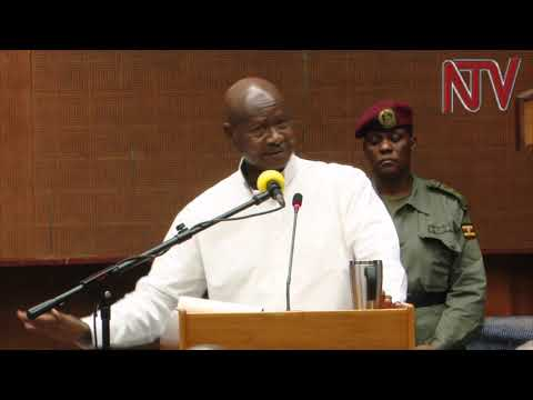 There is no money to recruit more judges - President Museveni