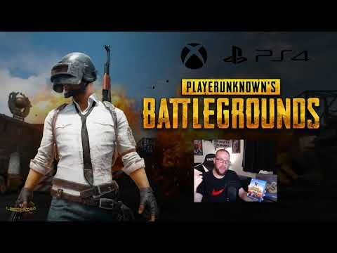 PUBG Getting Cross-Play for PS4 & Xbox One