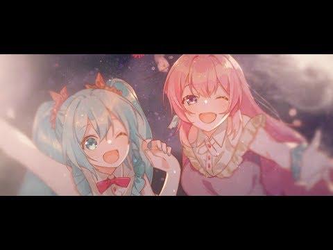 【巡音ルカ、初音ミク】Jump for Joy - EasyPop【オリジナルMV】