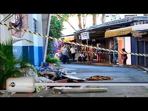 Morador de rua é morto a tiros em Presidente Prudente