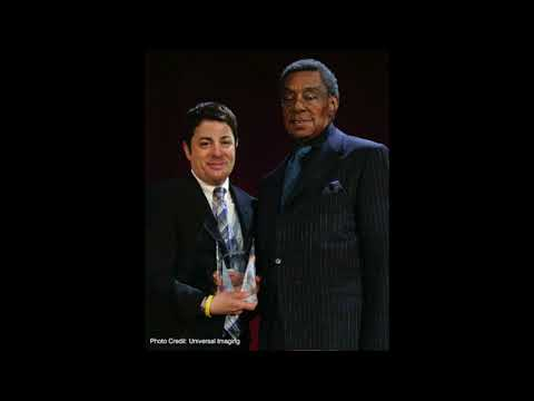 Don Cornelius Receives the Presidential Award for Sustained Executive Achievement - 04/30/07