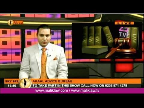 Akaal Advice Bureau with Adil Malik 28 January 2018
