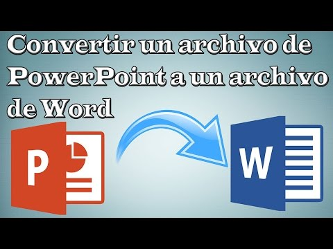 como-convertir-un-documento-de-powerpoint-a-un-documento-de-word-|andres-wagner