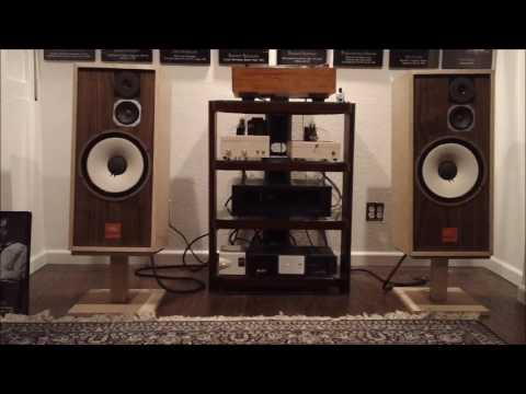 JBL L100 Recreation Speaker Build