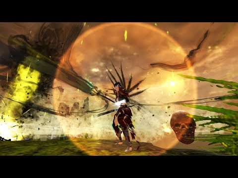 GW2 Path of Fire | SCOURGE WVW/PVP OUTNUMBERED (Build +