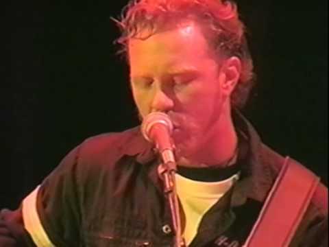 Metallica Last Caress
