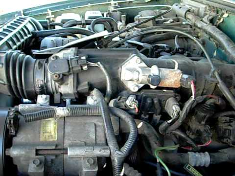 ford explorer engine trouble
