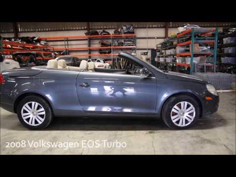 2008 Volkswagen EOS Used Parts