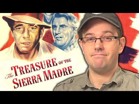 The Treasure of the Sierra Madre - Cinemassacre Review