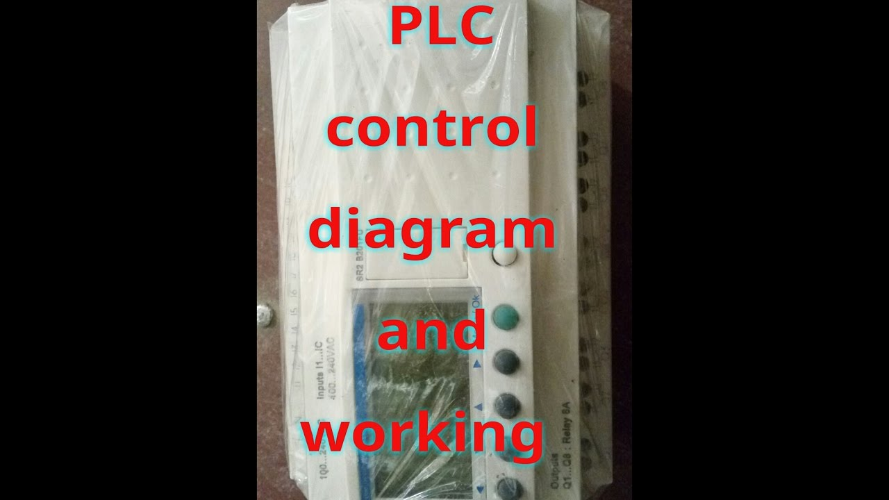 Plc Control Panel Wiring Diagram Air Conditioner