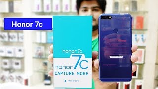 Honor 7c   Unboxing And First Look !