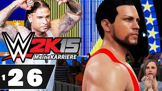WWE 2K15 MeineKARRIERE [PS4] #126 - LEKTION für Flash Silva ● Let