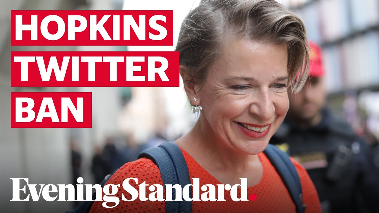 Far-Right U.K. Commentator Katie Hopkins Permanently Banned ...