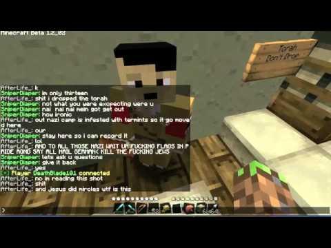 minecraft adolf hitler skin name