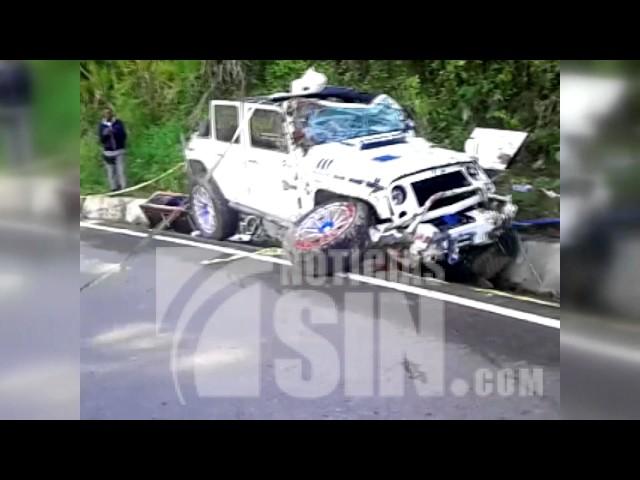 Tragedia enluta béisbol dominicano: Confirman muerte de pelotero Yordano Ventura en un accidente