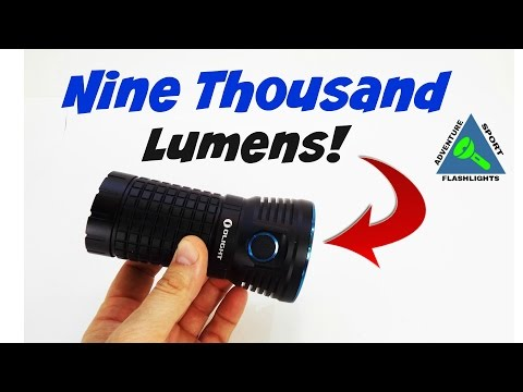 Worlds Brightest Pocket Flashlight!