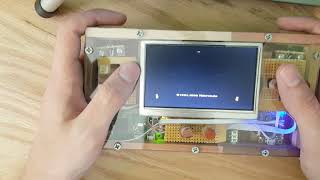 Wooden Raspberry Pi Portable