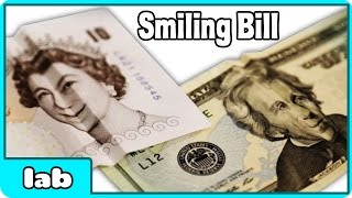 Science Experiment That You Can Do At Home - Smiling Bill