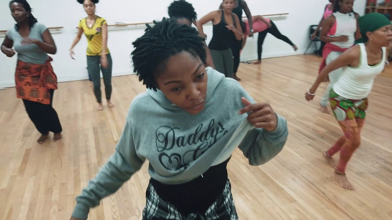 Download Afrobeat Choreo Workshop with Akosua Akoto
