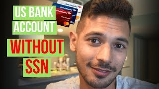 How To Open A US Bank Account & Credit Card As A Foreigner (Without SSN) Video