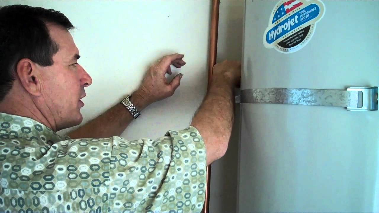 Getting It Right Around The House Water Heaters Youtube