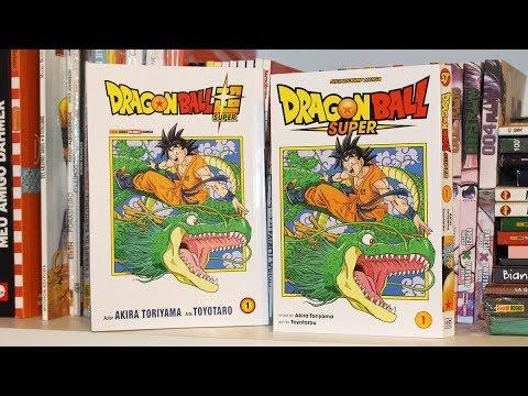 dragon-ball-super-mangÁ:-nacional-ou-importado??