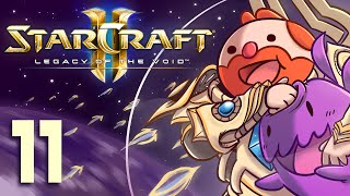 StarCraft II: Legacy of the Void [Part 11] - Forbidden Weapon