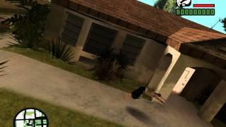 GTA SA FreeRunning&Parkour Mod