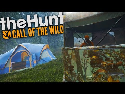 The Hunter Call Of The Wild | WEAPON UPGRADES AND CAMPSITES!!
