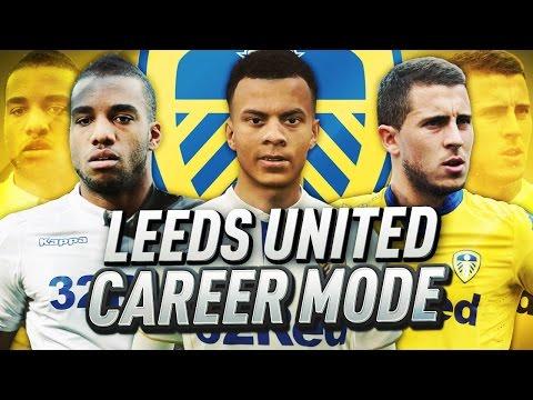 LEEDS UNITED CAREER MODE!!! FIFA 17 RETURN TO GLORY