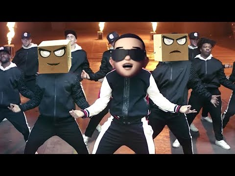 Daddy Yankee & Snow Vs Dr. Dre - Con Calma Vs What