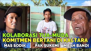 BAHAS TANI TRANSMIGRASI BARENG MAS SODIK, PAK SUKEMI DAN PAK BANDI