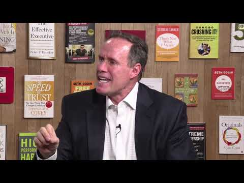 Stephen M. R. Covey's Advice to Leaders