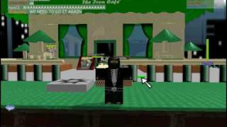 (Roblox commons) 1.Guest-The zombie